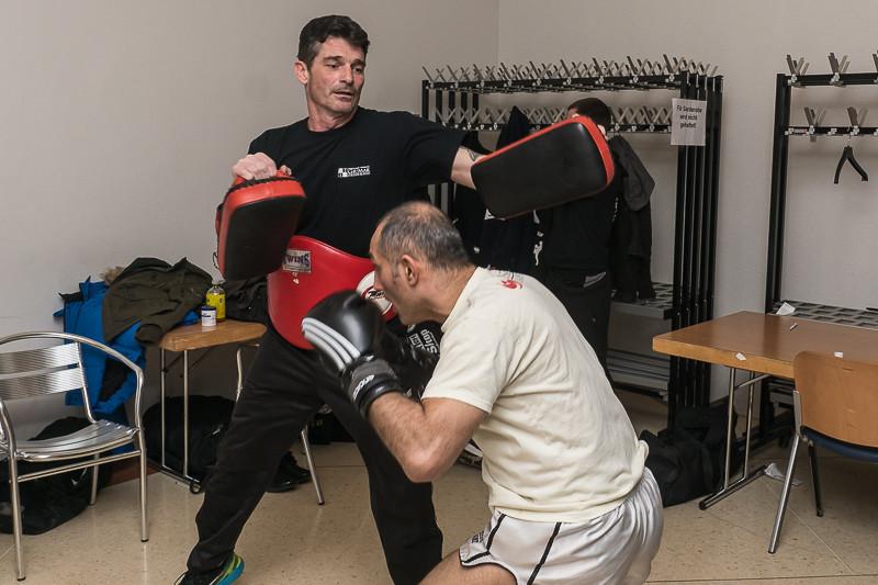 Fight Night Uster: Ramzija Dacic vs. Maziar Hosein Pour Gohari