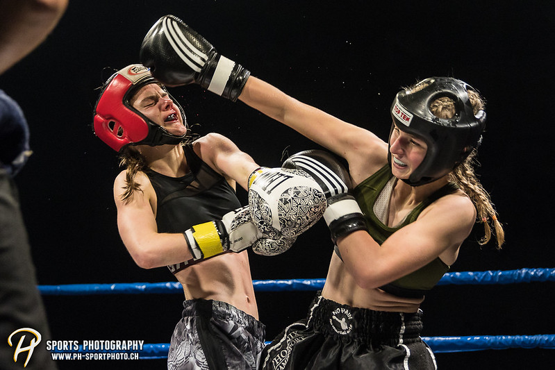 Fight Night Volketswil: Shana Hegglin vs. Anna Beer