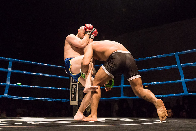 Fight Night Uster: Thai & Kick-Boxing Event