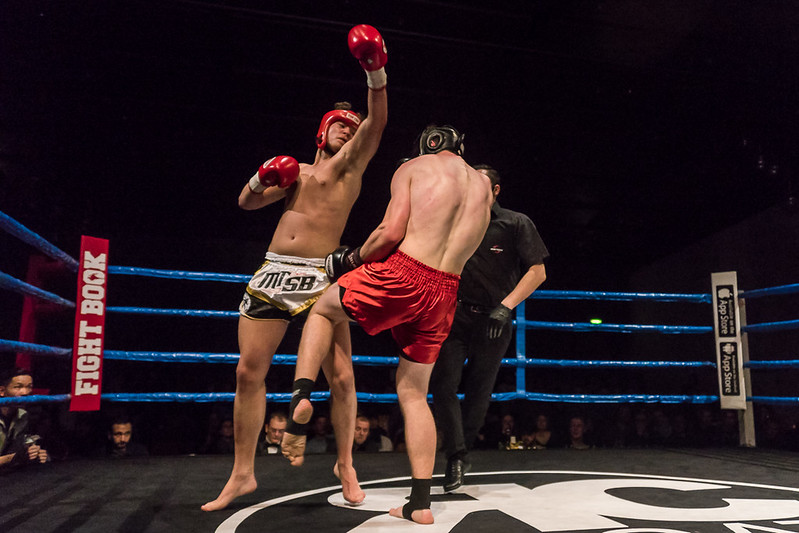 Fight Night Uster: Thai & Kick-Boxing: