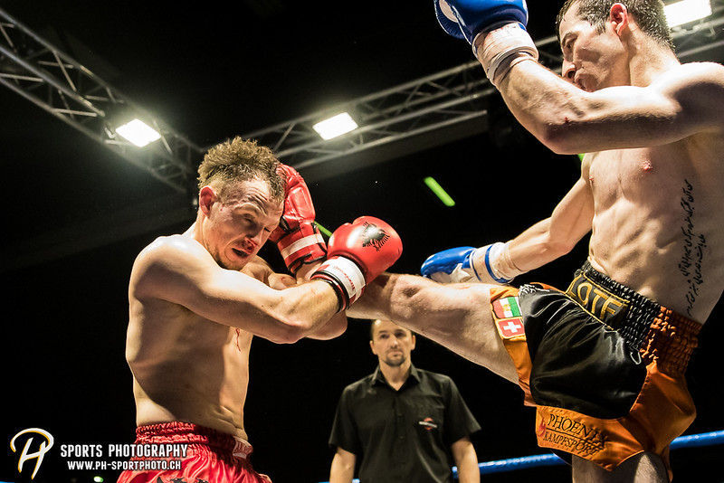 WKU Swiss - Fight Night – Volketswil: