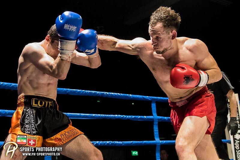WKU Swiss - Fight Night – Volketswil: