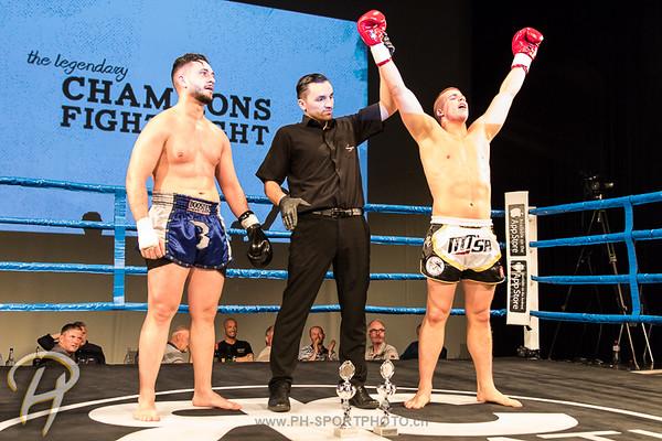 Champions Fight Night 2017