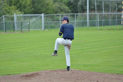 Kampioenswedstrijd honkbal Adegeest, 2010-08-22