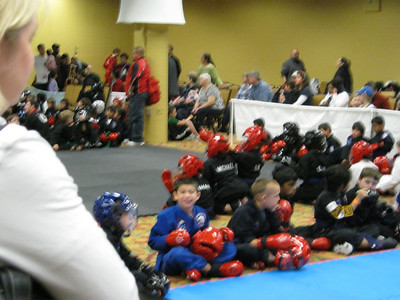 20110213 Ryan Karate Tournament