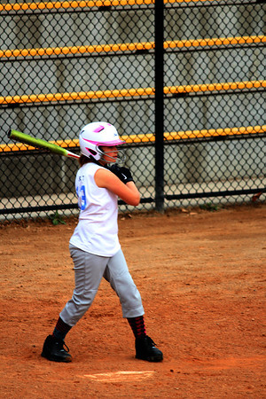 Kat Softball is her middle name.