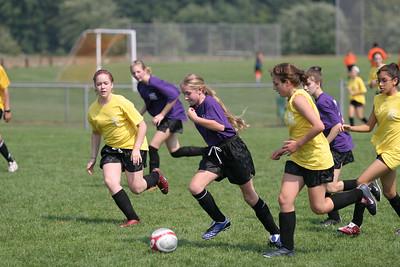 Kate's Soccer Team