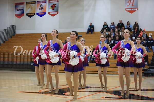 Appleton West Pom 01/13/18