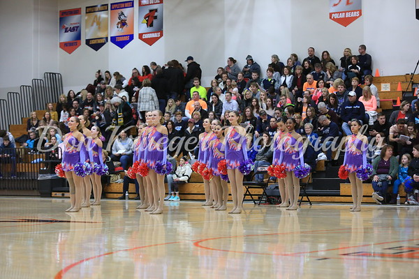 Green Bay Southwest Pom 01/13/18