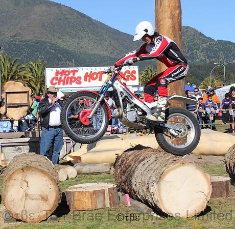 Kawerau Woodskills Motorbikes