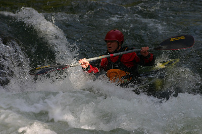 VUCC at the Shannon White Water Centre