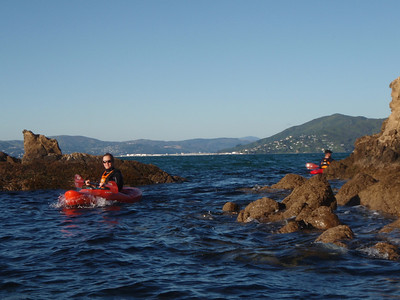 Annual Ward Island Paddle