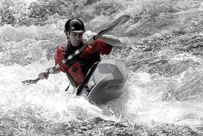 Kayaking On Memorial Day