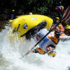 "Dane Jackson of Rock Island, TN, does his  freestyle routine on Sunday during the Lyons Outdoor Games.<br /> For more photos of freestyle kayaking, go to    <a href=""http://www.dailycamera.com"">http://www.dailycamera.com</a>.<br /> Cliff Grassmick / June 10, 2012"