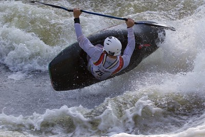 World White Water Kayak Championships