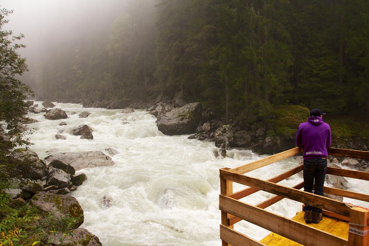 Wellebrucke Rapids, Oetz, Austria.