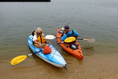A Labor Day paddle around the Forge River area, Mastic Beach, NY.
