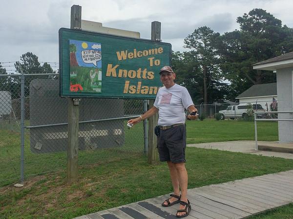20160628 Knotts Island Paddle