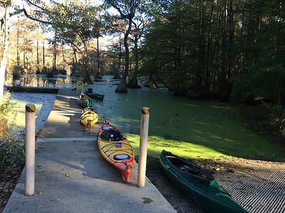 Merchants Mill Pond State Park