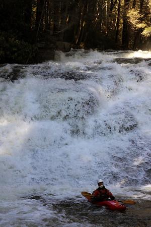Paradise Creek, PA - December 28, 2009