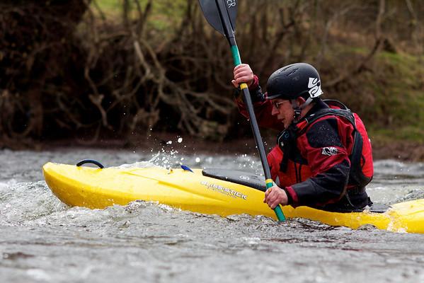 River Strokes 11th Feb 2011