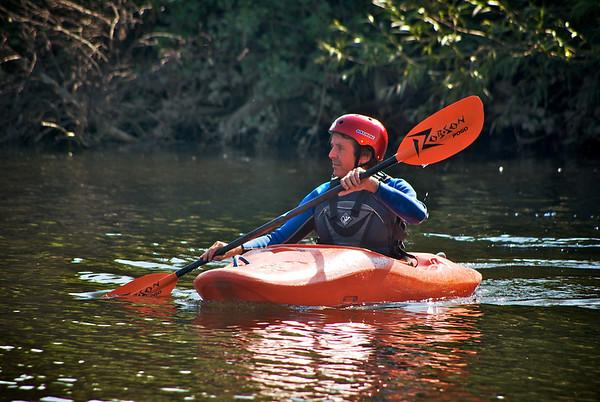River Strokes Kayak Course