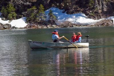 Sardine Lake, Sierra Buttes