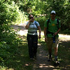 Jen and Ryan came to hike in preparation for backpacking gtrip on Superior Hiking Trail.