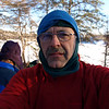 Modeling for Patagonia and Smartwool.  Layered clothing is best for the frigid outdoors and varied activity levels.