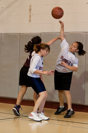 Kellyville Girls Basketball Game 12-11-10