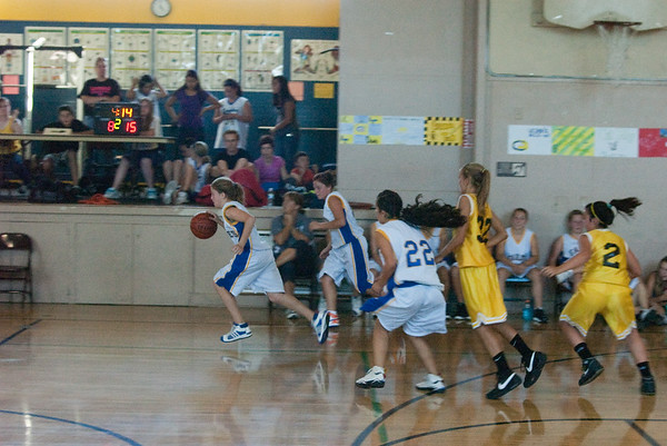 Kenilworth Kolts 8th grade2009
