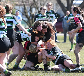 Kenmore d. South Buffalo Girls Rugby 22April2018