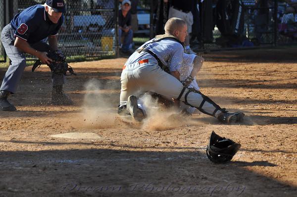 Kennesaw vs Acworth LL Baseball 10-15-11