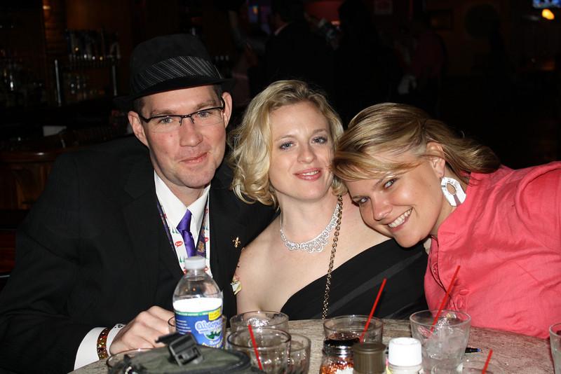 Pre-Playboy party