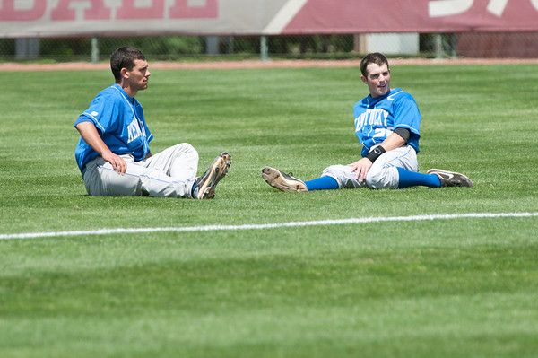 Kentucky at Indiana baseball May 9, 2012