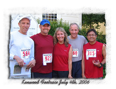 Kenwood Footrace July 4th 2006