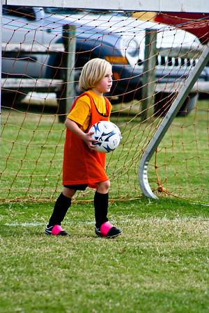 Kenzie soccer