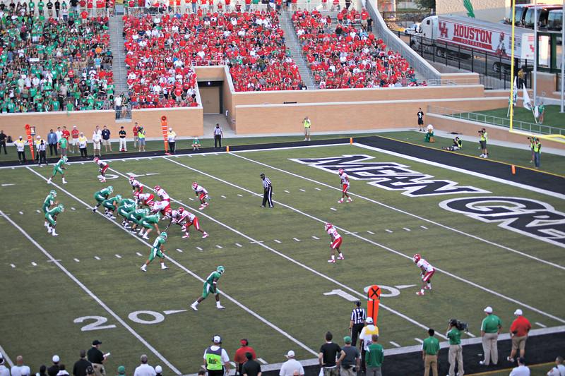North Texas vs. Houston - Apogee Stadium