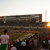 Sunset at Apogee Stadium - Denton, TX