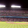 Game 6 of the 2011 ALCS at Rangers Ballpark in Arlington