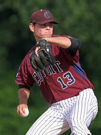 Griffin McLarty, #13 RHP, Coll of Charleston