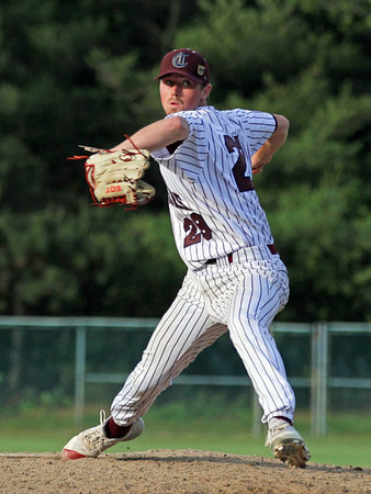 Mathieu Gauthier, #29 RHP, NC State