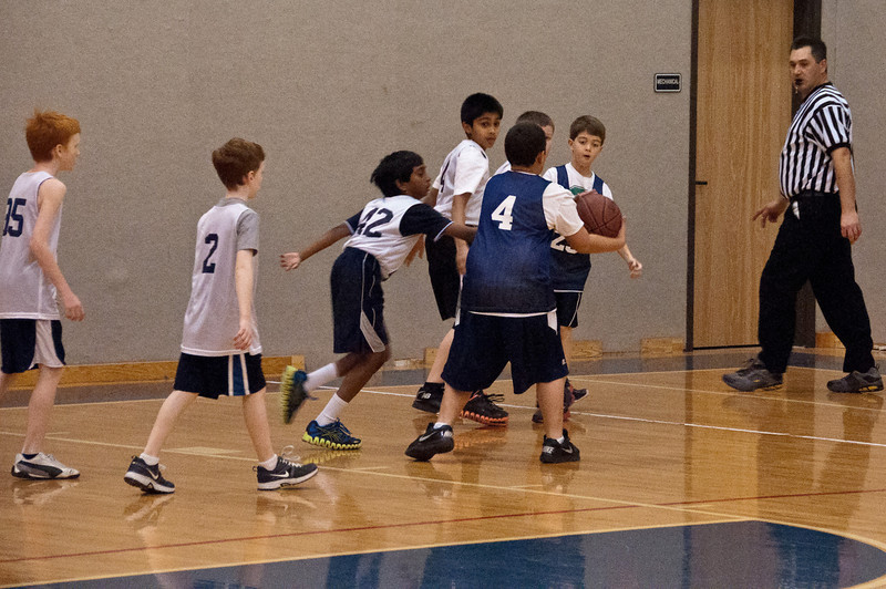 Kevin's Basketball
