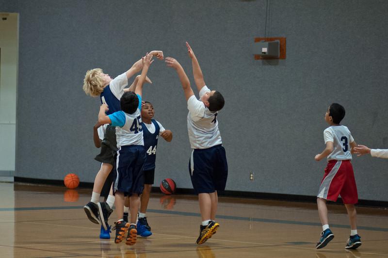 Rockets Basketball Tournament