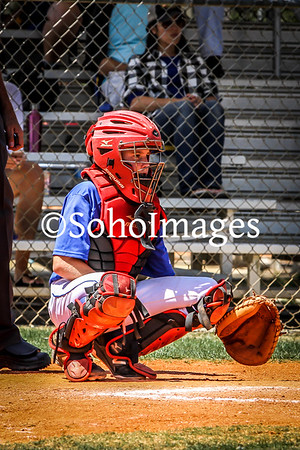 Keystone LL Maj Cubs Vs Maj Dodgers 2018