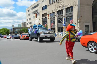 khawks champion parade 2013