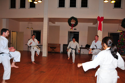 We did 2010 kicks to benefit Aid to Children Without Parents and Second Harvest Food Bank of Santa Clara and San Mateo Counties --- www.jkasv.com