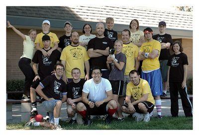 Kickball Championship