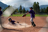 Crested Butte Little League Baseball in Crested Butte on Tuesday, July 10, 2012. (Photo/Nathan Bilow)