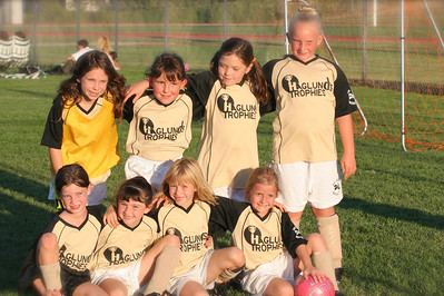 "Girls ""Mustangs"" Soccer Season 2006 Highlights"